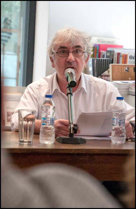 Ο σκηνοθέτης Γιώργος Οικονόμου αναρωτιέται γιατί δεν γράφονται αστυνομικά έργα για το θέατρο.