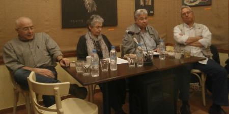 Άννα Ιορδανίδου, Ανδρέας Αποστολίδης, Παναγιώτης Γιαννουλέας, Θανάσης Παντές