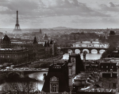 turnley-peter-the-river-seine-and-the-city-of-paris-c-1991